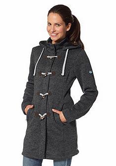 Flísový kabát