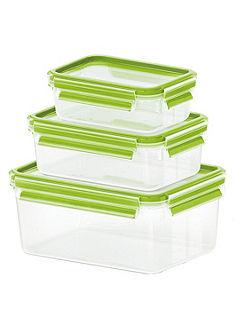 emsa Dózy na potraviny »CLIP & CLOSE« (po 3 ks)