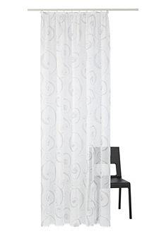 Priesvitná záclona, Home Wohnideen »Colpa«