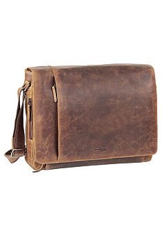 Greenland messenger táska bőrből
