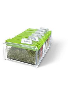 emsa Kartotéka s 6 druhy koření »SPICE BOX«