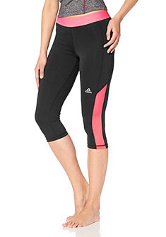 adidas Performance TECHFIT CAPRI TIGHT 3/4 legíny