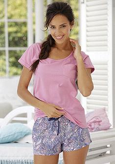 Pyžamavé krátké nohavice