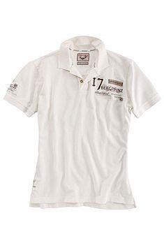 Stockerpoint Pánské krojové triko s polo límečkem