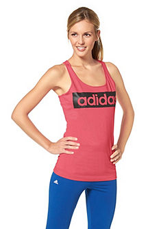adidas Performance ESSENTIALS LINEAR SLIM TANK trikó