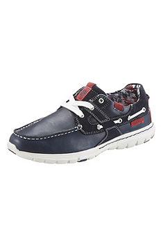 Dockers fűzős cipő mokaszin hatású