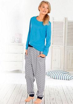 Pyžamo, dlouhé