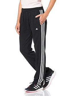 adidas Performance ESSENTIALS 3S OPEN HEM PANT Joggingnadrág