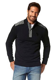 Arizona gombos pulóver