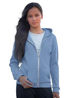 kidsworld Mikina s kapucňou, pre dievčatá