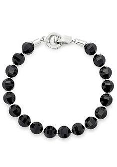 Jewels by Leonardo Náramek na přívěsky so sklenenými perlami, »darlin'smio, 015435«