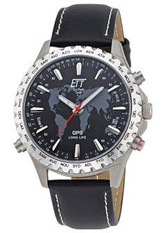 Pánske náramkové hodinky značky ETT »EGTB-10424-21L«