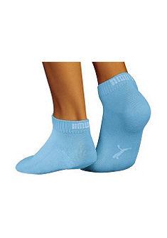 PUMA Športové krátke ponožky s rebrovanými manžetami