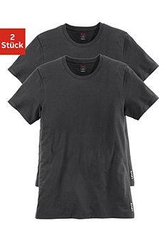 Levi's® Tričko s okrúhlym výstrihom (2 ks) pekné základné tričko