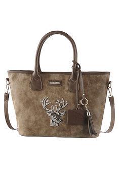Lady Edelweiss Krojová taška s motívom jeleňa