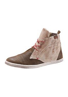 Spieth & Wensky férfi népviseleti fűzős cipő