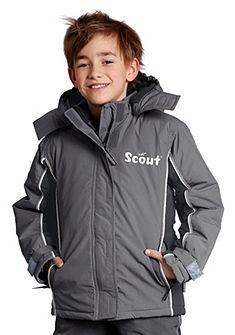 Lyžiarska bunda, Scout