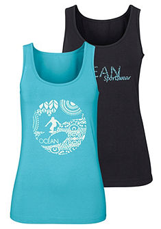 Ocean Sportswear Top (2 ks)