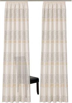 Záclona, deko trends »Antillo« riasiaca páska (2 ks)