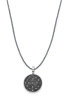 Jewels by Leonardo Řetízek s přívěskem se skleněnými kamínky, »stelletta, 015695«