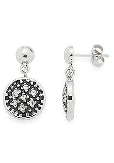 Jewels by Leonardo Pár náušníc so sklenenými kamienkami, »stelletta, 015697«