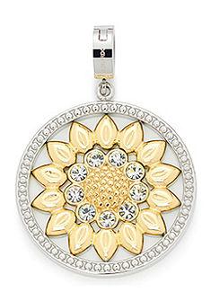 Jewels by Leonardo charm medál üvegkövekkel, »darlin's fiore, 015760«