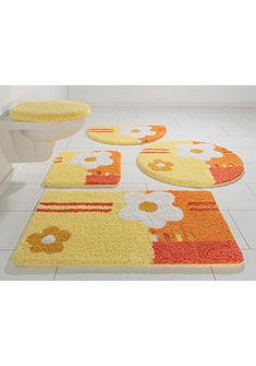Fürdőszobaszőnyeg, my home, »Merit«, magassága 15/20 mm, csúszásgátló hátoldallal