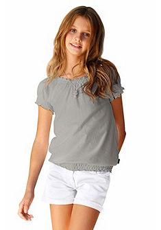 Arizona Carmen nyakkivágású póló, lányoknak