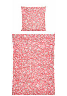 Posteľná bielizeň, Home affaire Collection, »Korus«, kvetinový dizajn