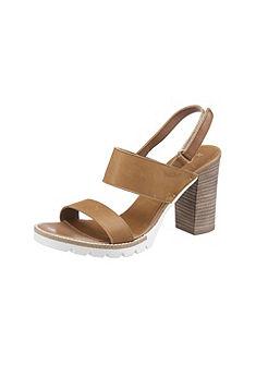 Vero Moda Pásková obuv