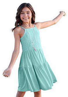 kidsworld vállpántos ruha, lányoknak