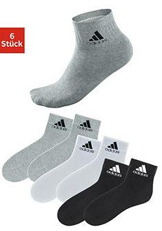 Krátké ponožky, adidas Performance (6 páru)
