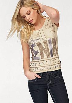 Arizona nyomott mintás póló »DENIM«