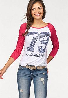 AJC Tričko s dlhým rukávom »Raglanärmel«