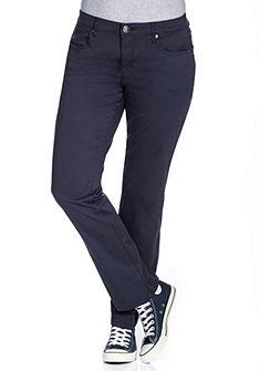 sheego Casual Basic sztreccs-nadrág