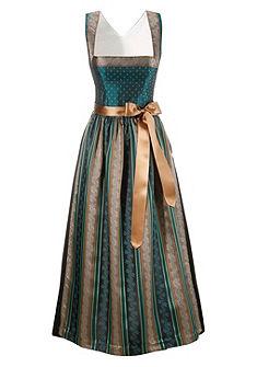 Dirndl ruha hosszú , elegáns színkombinációban, Hannah
