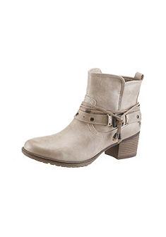 Mustang Shoes Krátke čižmy