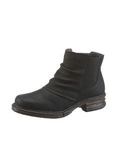 Rieker motorkářská obuv