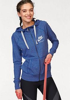 Nike NIKE GYM VINTAGE FULLZIP HOODIE Mikina s kapucí