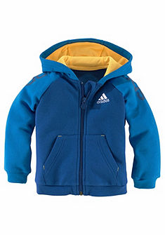 adidas Performance Športová súprava »INFANTS 3 STRIPES FULL ZIP HOODIE TRACKSUIT«