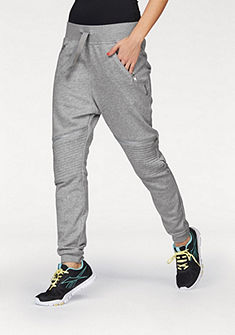 Reebok Teplákové nohavice »Dance Knit Moto Pant«