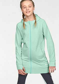 adidas Performance Mikina s kapucí »ATHLETICS FULL ZIP HOODIE«