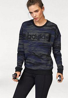 adidas Performance hosszú ujjú felső »ESSENTIALS LINEAR hosszú ujjú felső AOP«