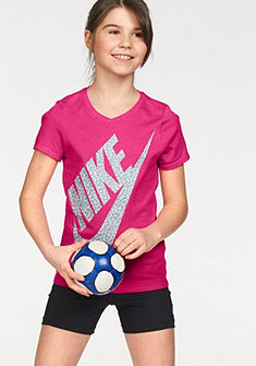 Nike Tričko »COTTON SHORT SLEEVE VNECK BM YOUTH«