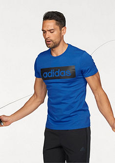 adidas Performance ESSENTIALS LINEAR TEE póló