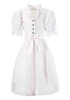 Dětský německý kroj s jemně třpytivou sukní, Love Nature