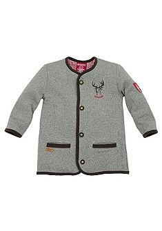 Krojový sveter detský s potlačou na zadnej strane, BONDI