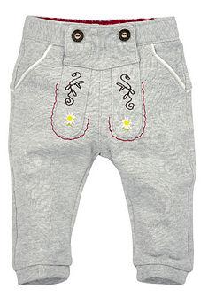 Dětské krojové kalhoty s gumičkou v pase, BONDI
