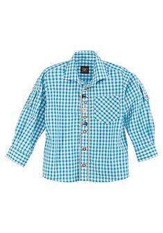 Dětská károvaná krojová košile, OS Trachten