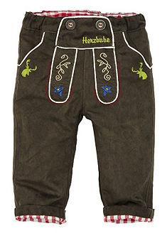 Detské krojové nohavice s nastaviteľným pásom, BONDI